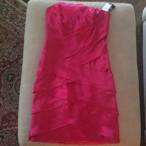 Byer  Strapless dress